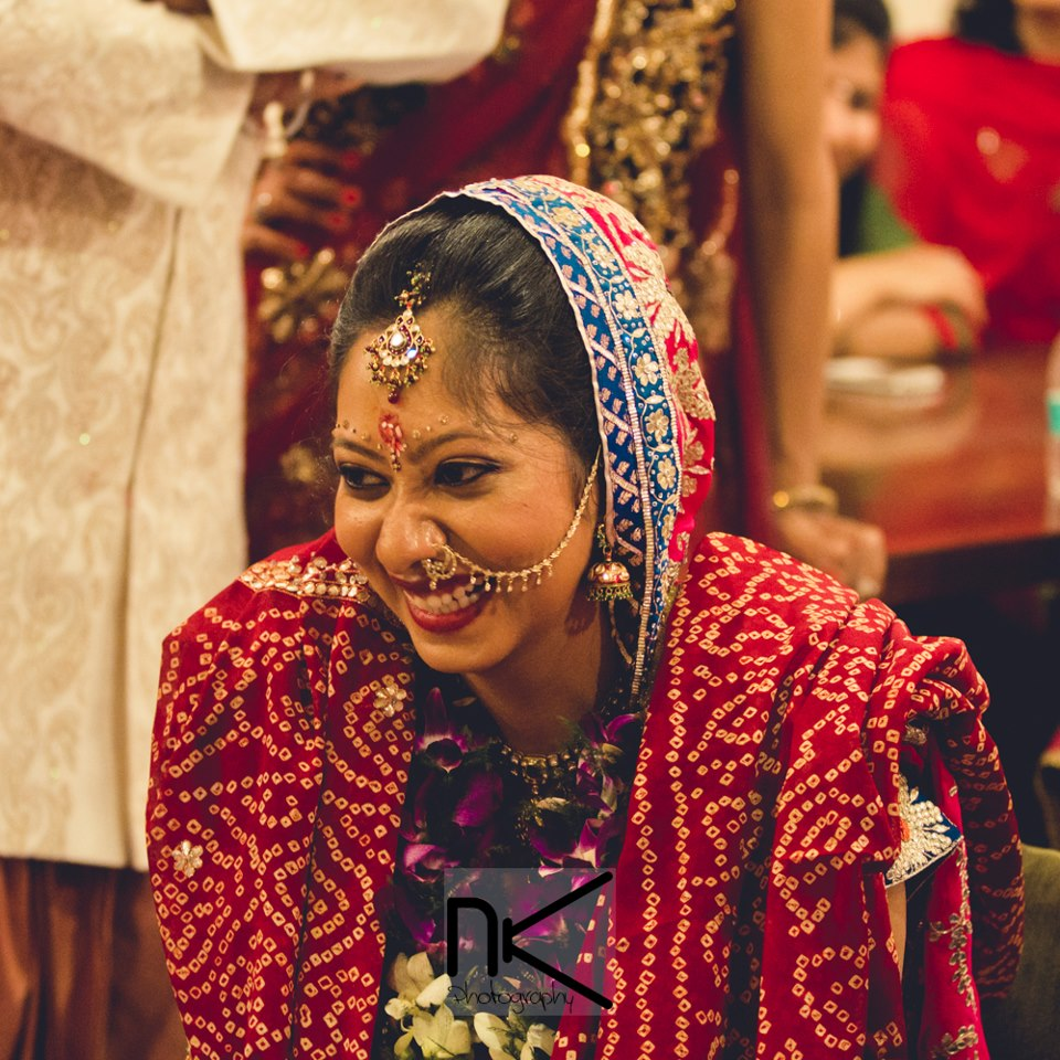 Traditional Chunari by Nikhil Kapur Wedding-photography | Weddings Photos & Ideas