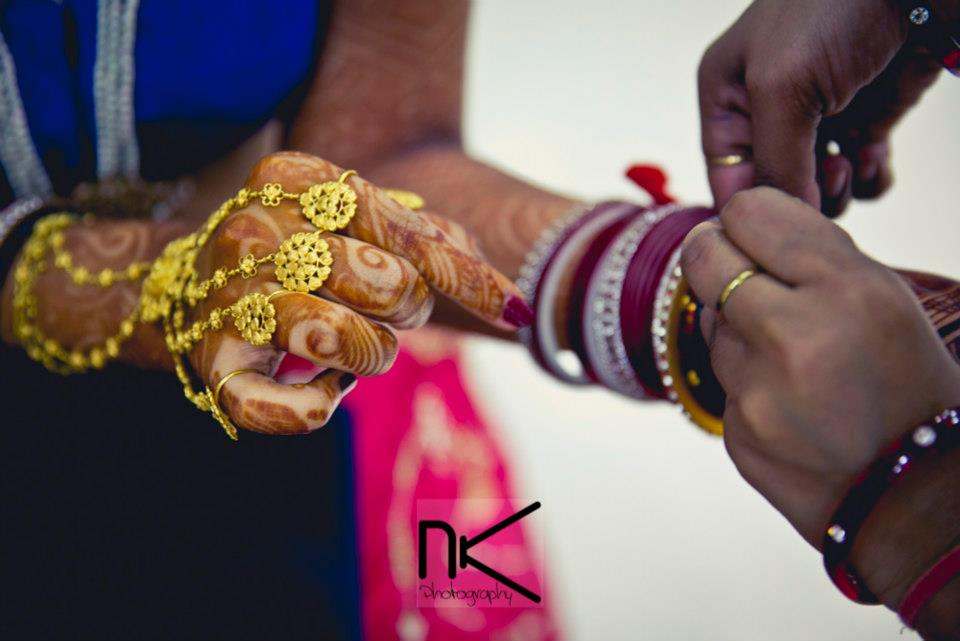 Bridal Jewelry And Rings by Nikhil Kapur Wedding-photography | Weddings Photos & Ideas