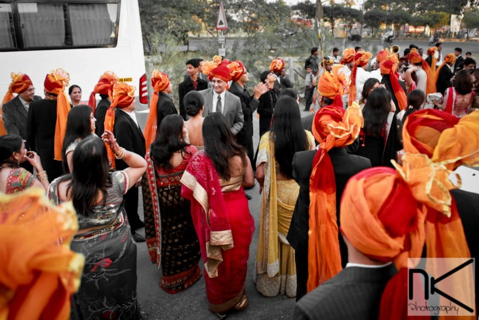 Wedding Guests Go Candid by Nikhil Kapur Wedding-photography | Weddings Photos & Ideas