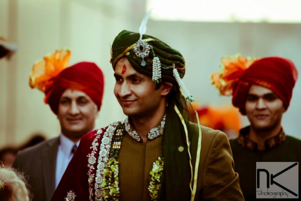 The Groom Look On Point by Nikhil Kapur Wedding-photography | Weddings Photos & Ideas