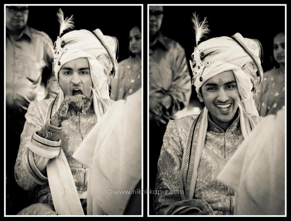 The perfect groom look by Nikhil Kapur Photography Wedding-photography | Weddings Photos & Ideas