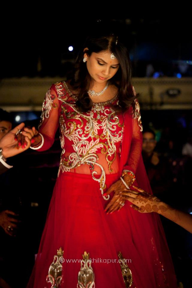 The Bride Goes Candid by Nikhil Kapur Wedding-photography | Weddings Photos & Ideas