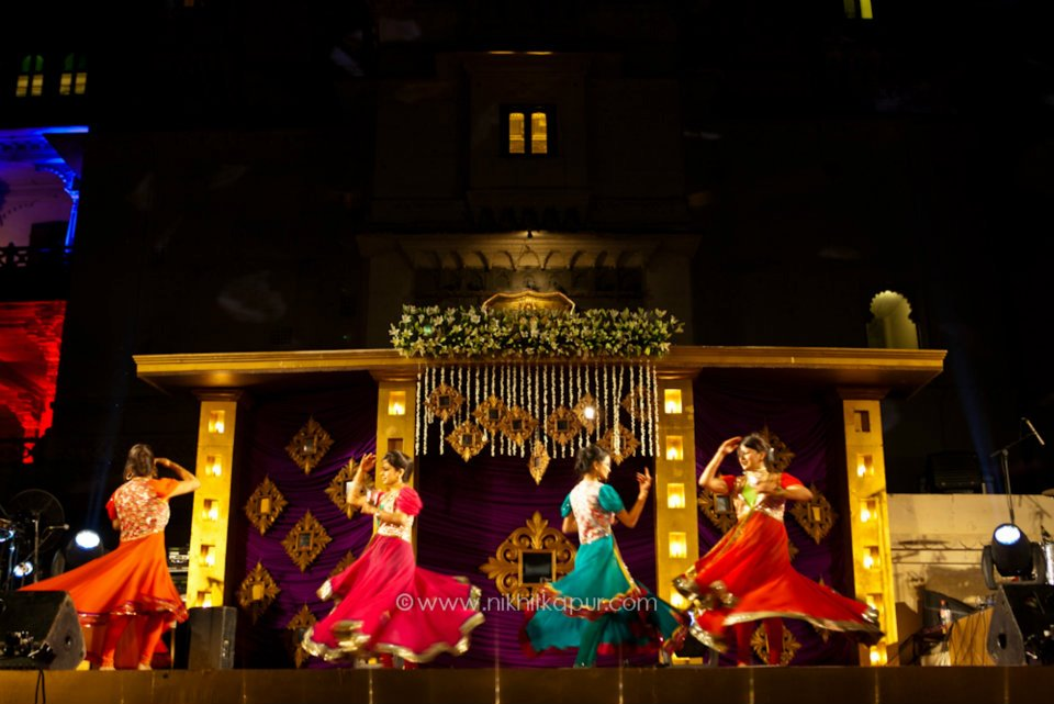 The celebrations start with a dance number by Nikhil Kapur Photography Wedding-photography | Weddings Photos & Ideas