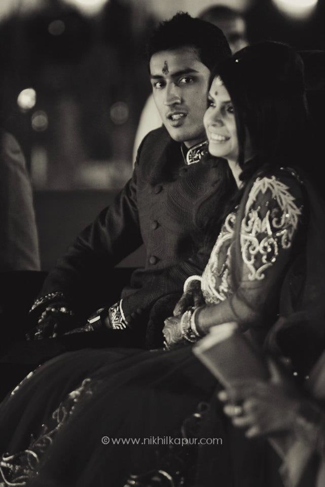 The perfect couple picture by Nikhil Kapur Photography Wedding-photography | Weddings Photos & Ideas