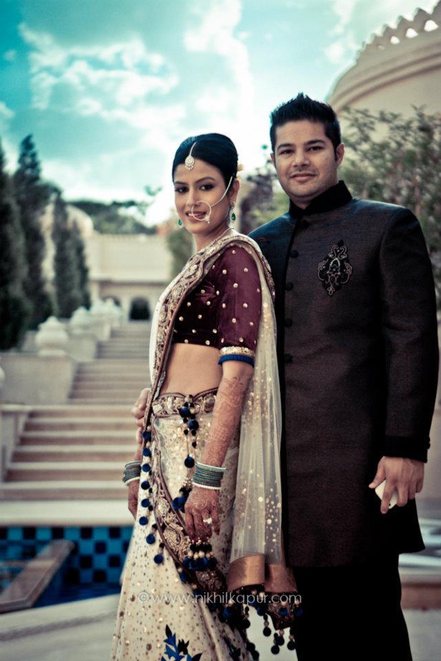 The perfect couple shot by Nikhil Kapur Photography Wedding-photography | Weddings Photos & Ideas