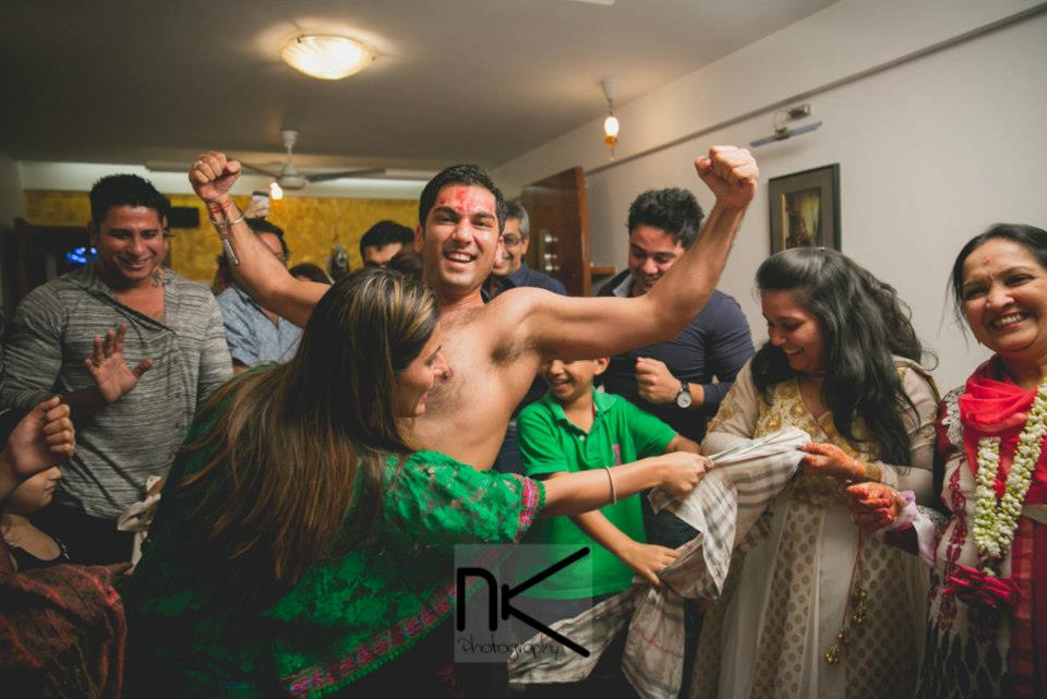 Candid shots captured well by Nikhil Kapur Photography Wedding-photography | Weddings Photos & Ideas