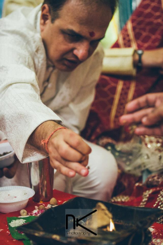 Ceremonies begin in full swing by Nikhil Kapur Photography Wedding-photography | Weddings Photos & Ideas