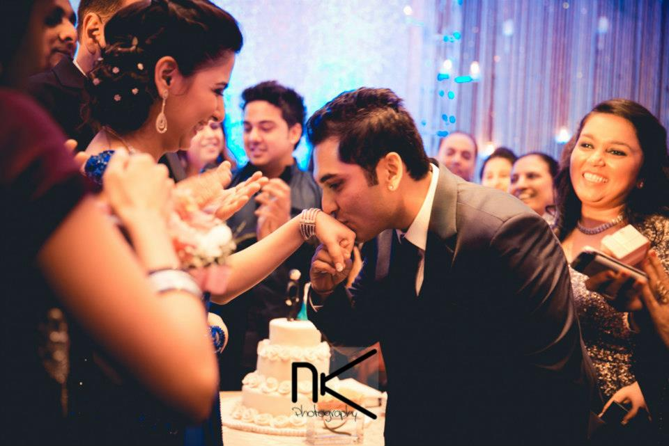 Couple shot for the day by Nikhil Kapur Photography Wedding-photography | Weddings Photos & Ideas