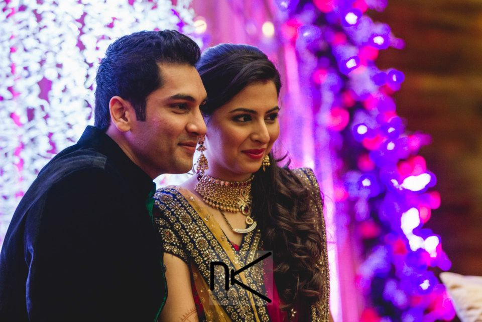 Couple picture captured well by Nikhil Kapur Photography Wedding-photography | Weddings Photos & Ideas