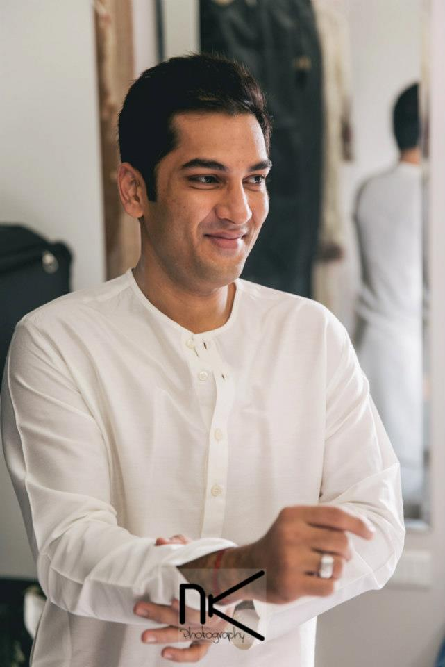 The perfect groom look by Nikhil Kapur Photography Wedding-photography | Weddings Photos & Ideas