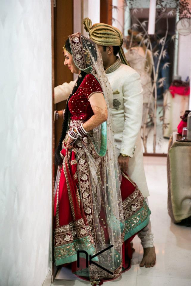 Couple moment of the day by Nikhil Kapur Photography Wedding-photography | Weddings Photos & Ideas