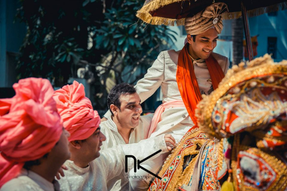 The groom look for the day by Nikhil Kapur Photography Wedding-photography | Weddings Photos & Ideas