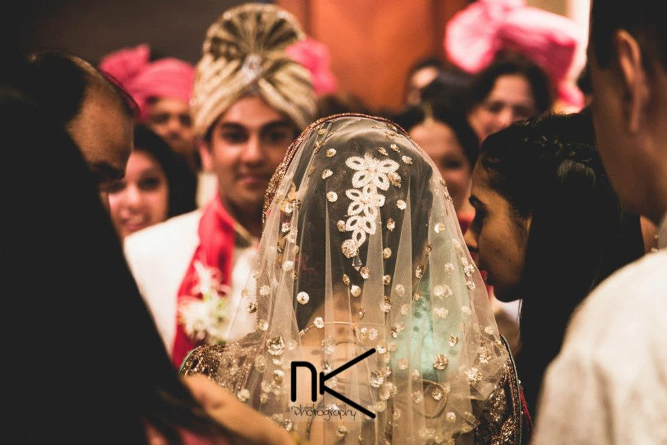 The bridal look captured well by Nikhil Kapur Photography Wedding-photography | Weddings Photos & Ideas