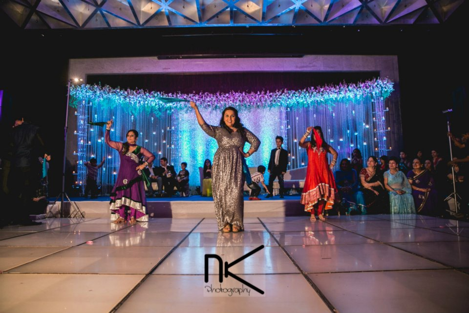 The dancers grace the occasion by Nikhil Kapur Photography Wedding-photography | Weddings Photos & Ideas