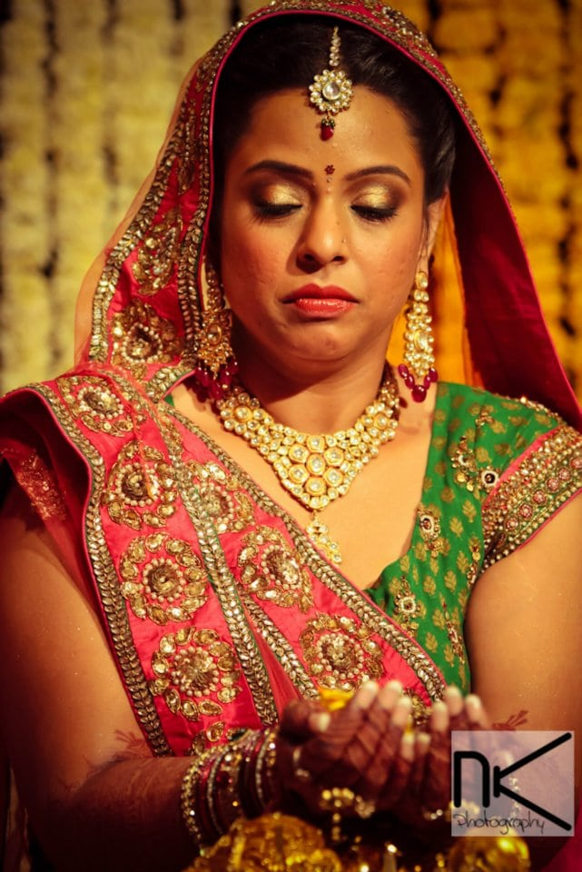 The bride goes candid by Nikhil Kapur Photography Wedding-photography | Weddings Photos & Ideas
