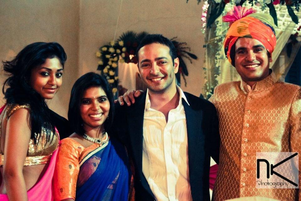 A Happy Family Pose by Nikhil Kapur Wedding-photography   Weddings Photos & Ideas
