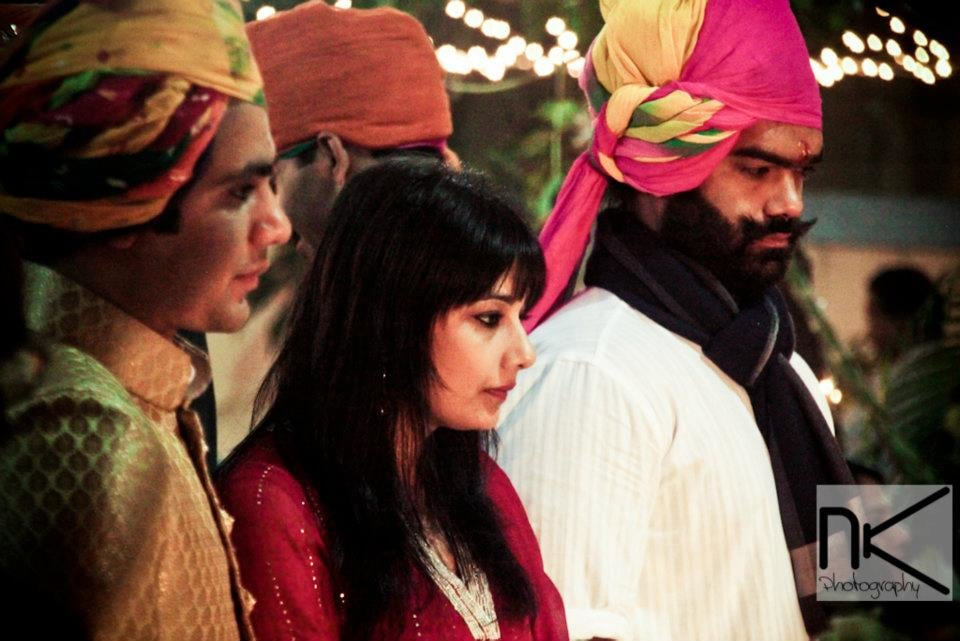 Wedding Guests Go Candid by Nikhil Kapur Wedding-photography   Weddings Photos & Ideas