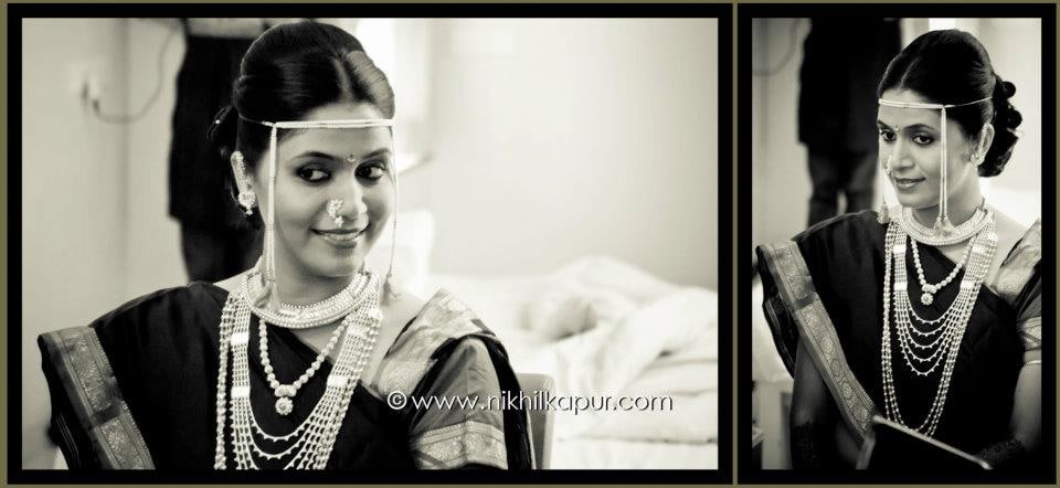 Marathi beauty! by Nikhil Kapur Photography Wedding-photography | Weddings Photos & Ideas