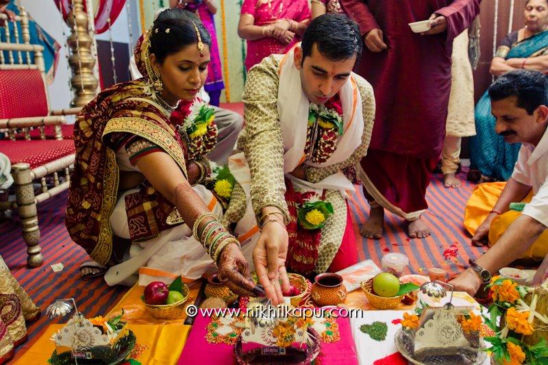 The rituals begin in full swing by Nikhil Kapur Photography Wedding-photography | Weddings Photos & Ideas