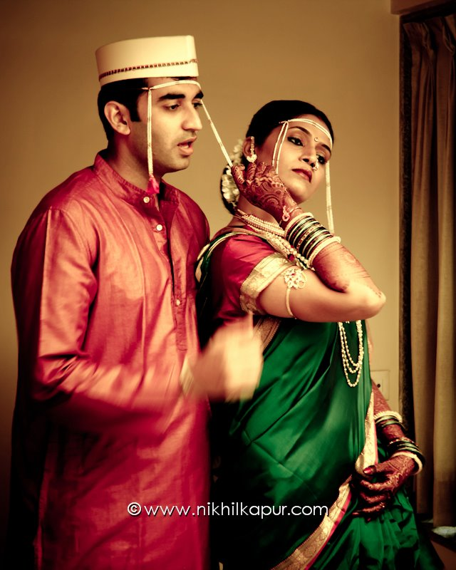 Couple pose of the day by Nikhil Kapur Photography Wedding-photography | Weddings Photos & Ideas