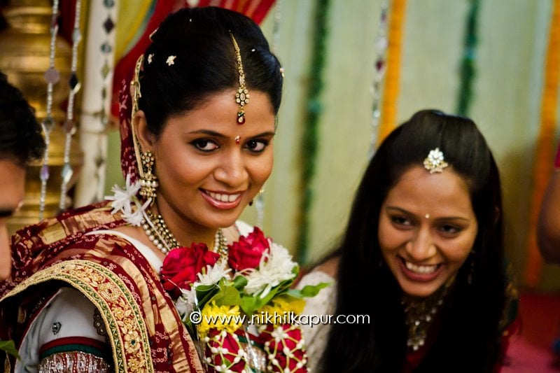 Smiles captured by Nikhil Kapur Photography Wedding-photography | Weddings Photos & Ideas