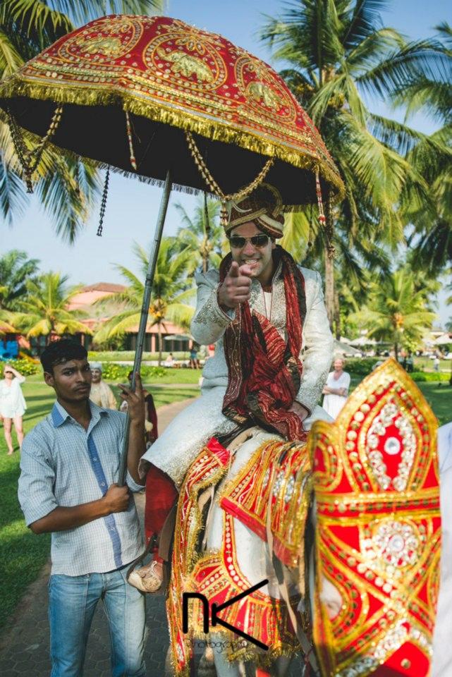 Groom Posing by Nikhil Kapur Photography Wedding-photography | Weddings Photos & Ideas