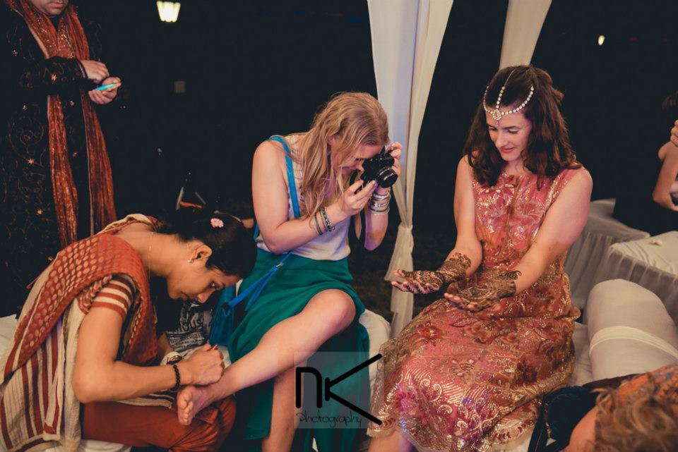 Heena Ceremony by Nikhil Kapur Photography Wedding-photography | Weddings Photos & Ideas
