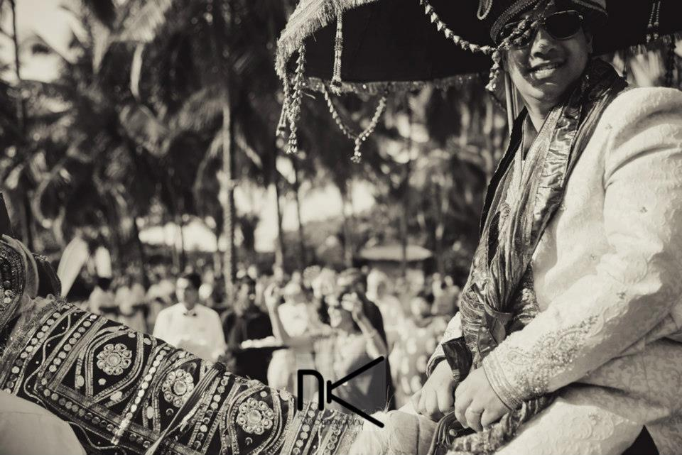 Arrival of the groom by Nikhil Kapur Photography Wedding-photography | Weddings Photos & Ideas