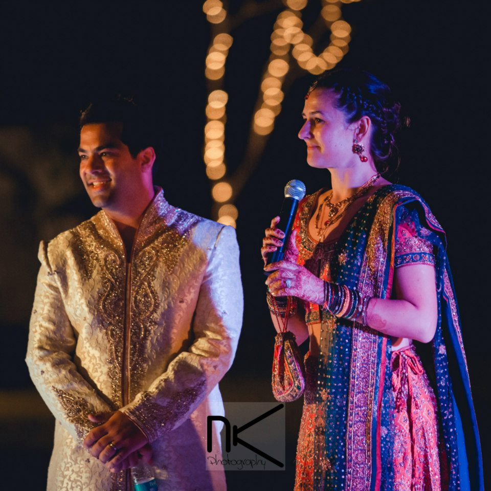 Couple Addressing by Nikhil Kapur Photography Wedding-photography | Weddings Photos & Ideas