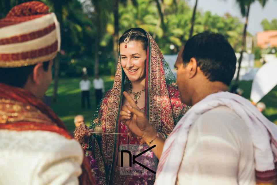 Radiant Bride Smile by Nikhil Kapur Photography Wedding-photography | Weddings Photos & Ideas
