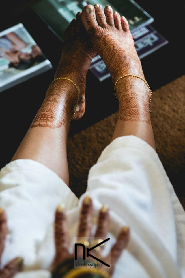 Inked Feet by Nikhil Kapur Photography Wedding-photography | Weddings Photos & Ideas