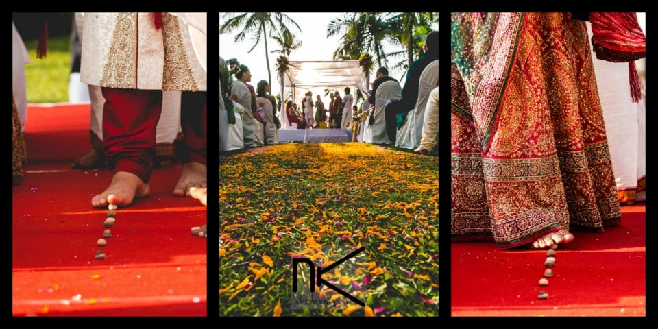 Stepping Stones by Nikhil Kapur Photography Wedding-photography | Weddings Photos & Ideas