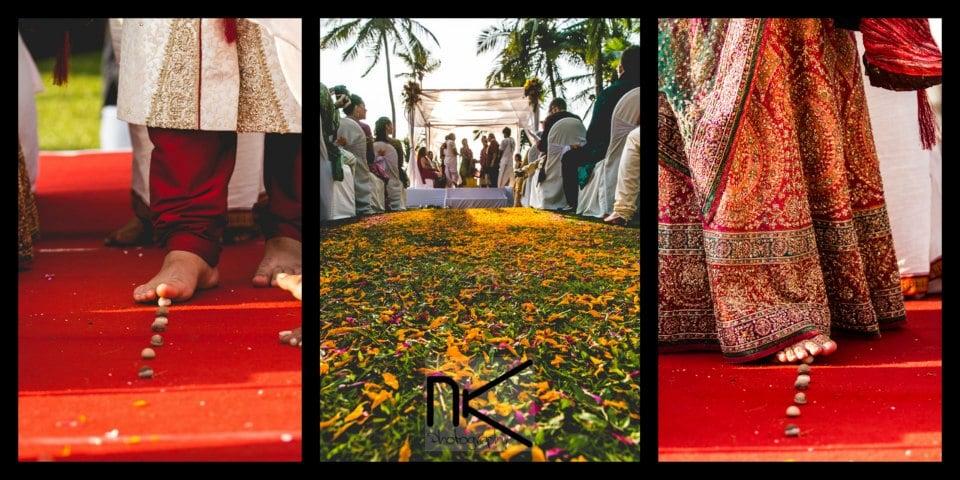 Stepping Stones by Nikhil Kapur Photography Wedding-photography | Weddings Photos & Ideas