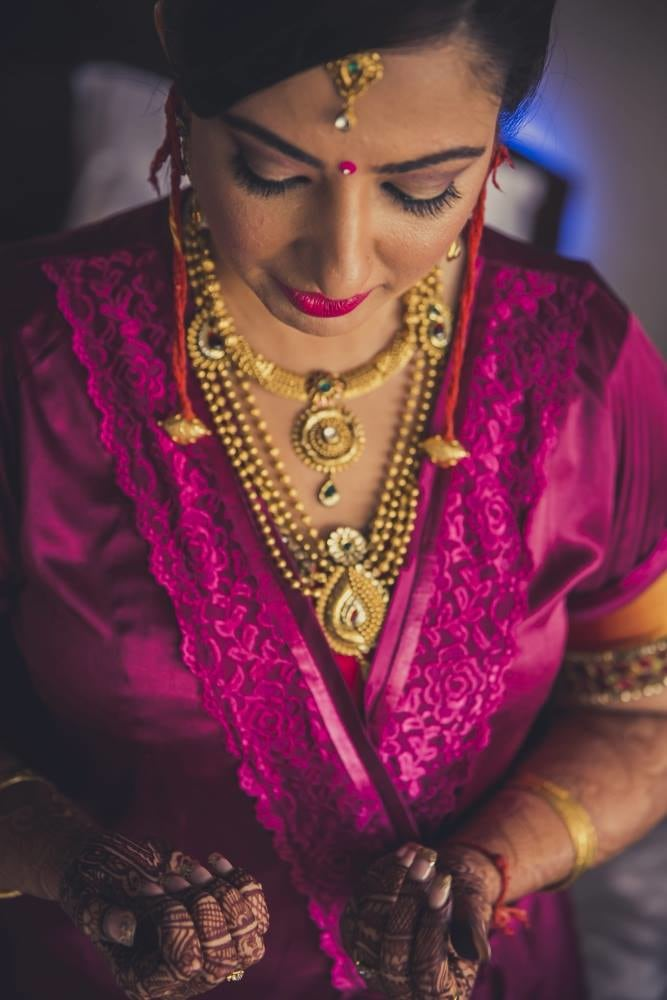 Gopika's jewelry look by Nikhil Kapur Photography Wedding-photography | Weddings Photos & Ideas
