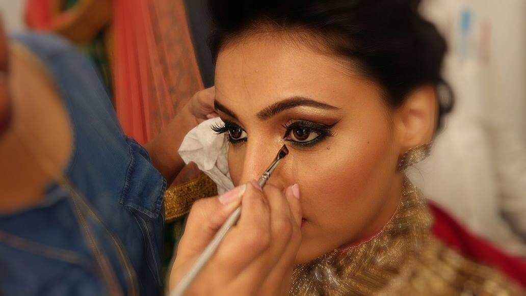 Beauty at its best by Nishi Singh Bridal-makeup | Weddings Photos & Ideas