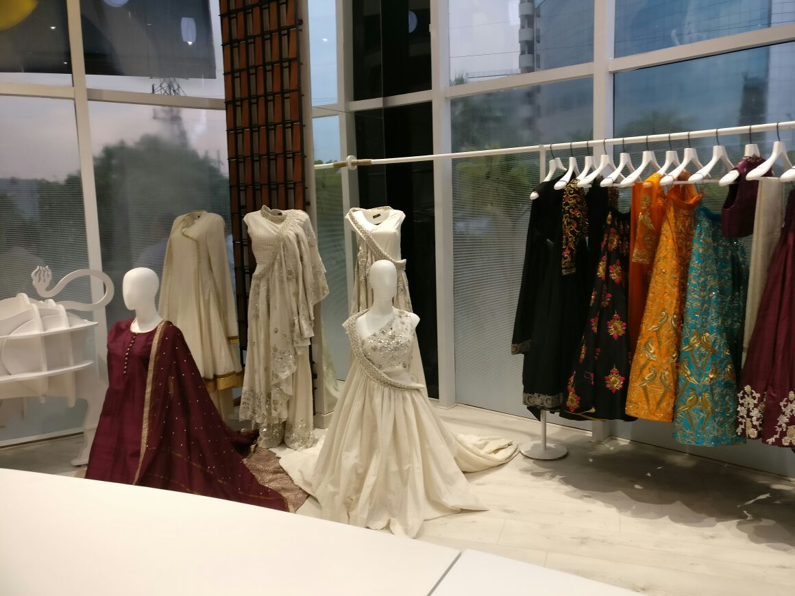 Ethnic Wear Showroom by Abhinav Jain | Interior Design Photos & Ideas