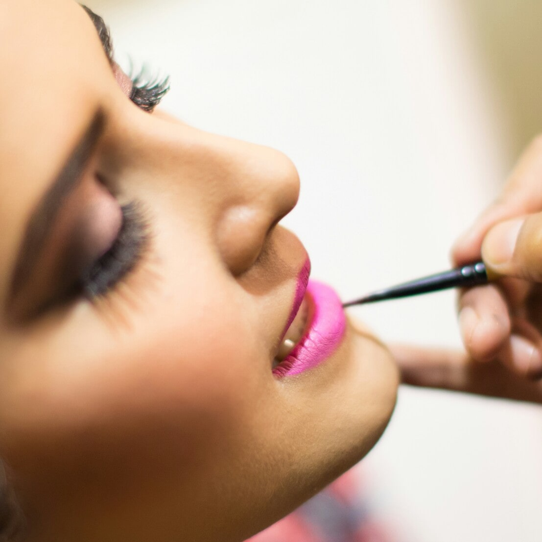 Lipstick has to be perfect. by Pooja Sonik Shukla Wedding-photography | Weddings Photos & Ideas