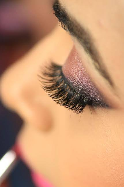 Smokey eye by Pooja Sonik Shukla Bridal-makeup | Weddings Photos & Ideas