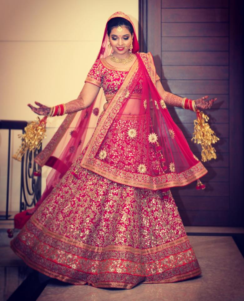 Twirling her way to a new life by Ayushi Tayal Wedding-photography | Weddings Photos & Ideas