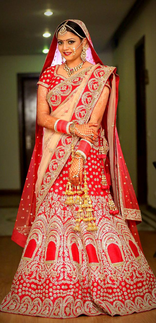 Dolled up! by Sanjana Jakhu Bridal-makeup | Weddings Photos & Ideas