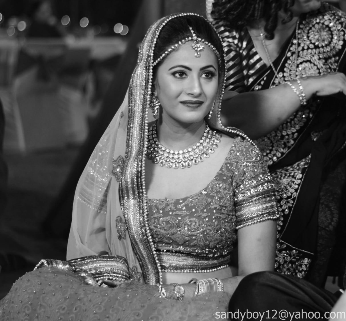 Bridal look on point! by Sanjana Jakhu Bridal-makeup | Weddings Photos & Ideas
