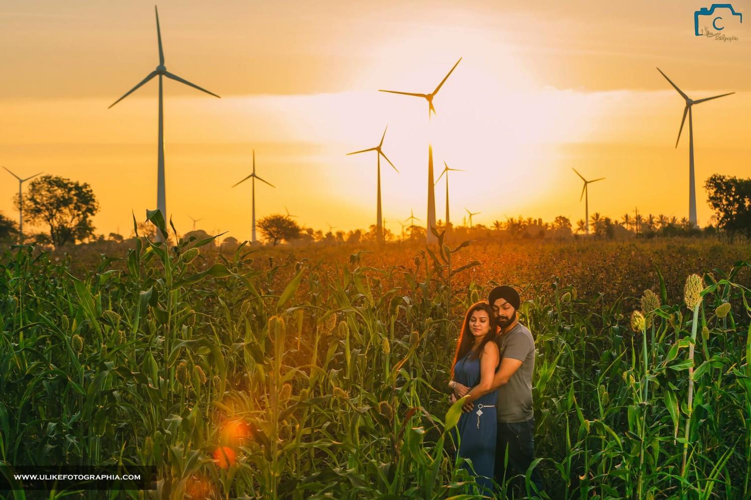 Amidst the green fields by ULike Fotographia Wedding-photography   Weddings Photos & Ideas