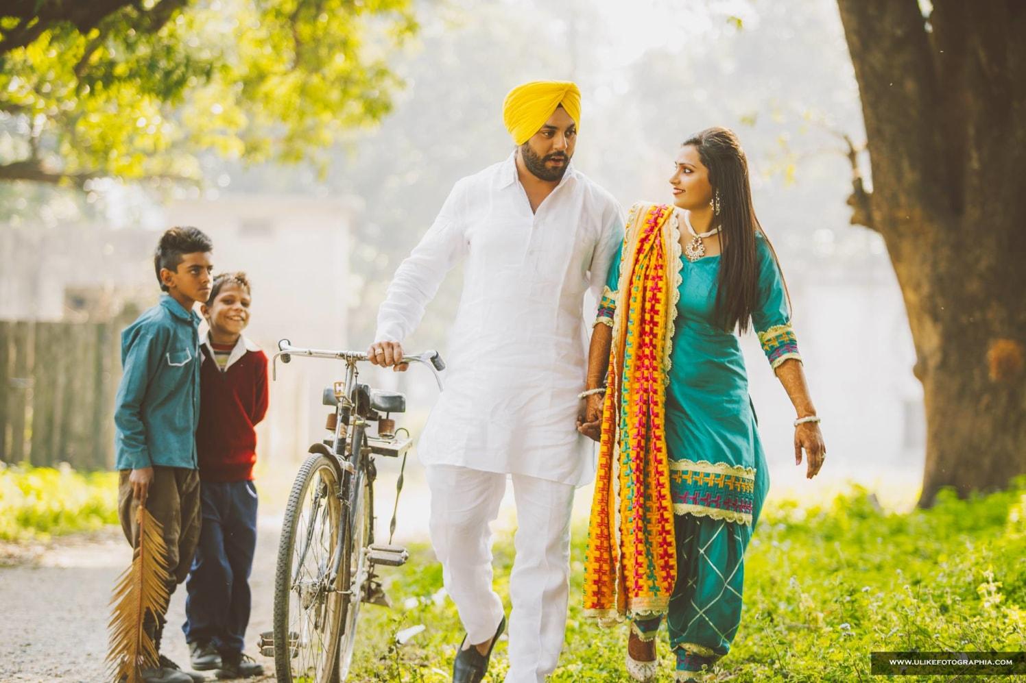 Punjabi swagger by ULike Fotographia Wedding-photography | Weddings Photos & Ideas