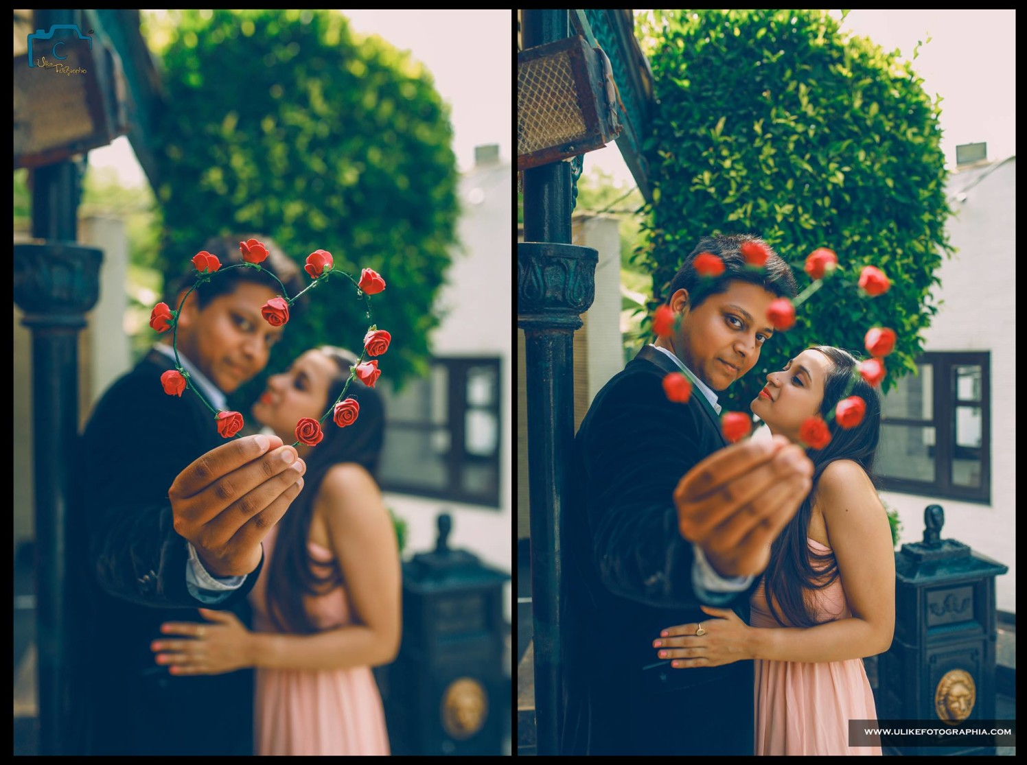 The love garland by ULike Fotographia Wedding-photography | Weddings Photos & Ideas