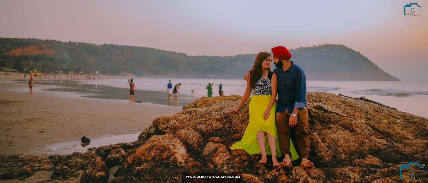 Shoot by the beach side by ULike Fotographia Wedding-photography   Weddings Photos & Ideas