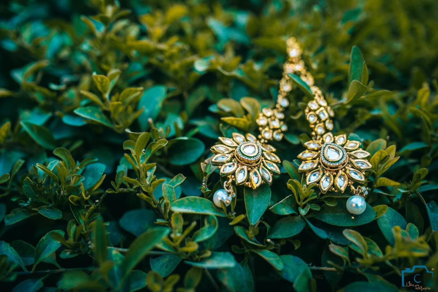 Beautiful earings of bride by ULike Fotographia Wedding-photography | Weddings Photos & Ideas