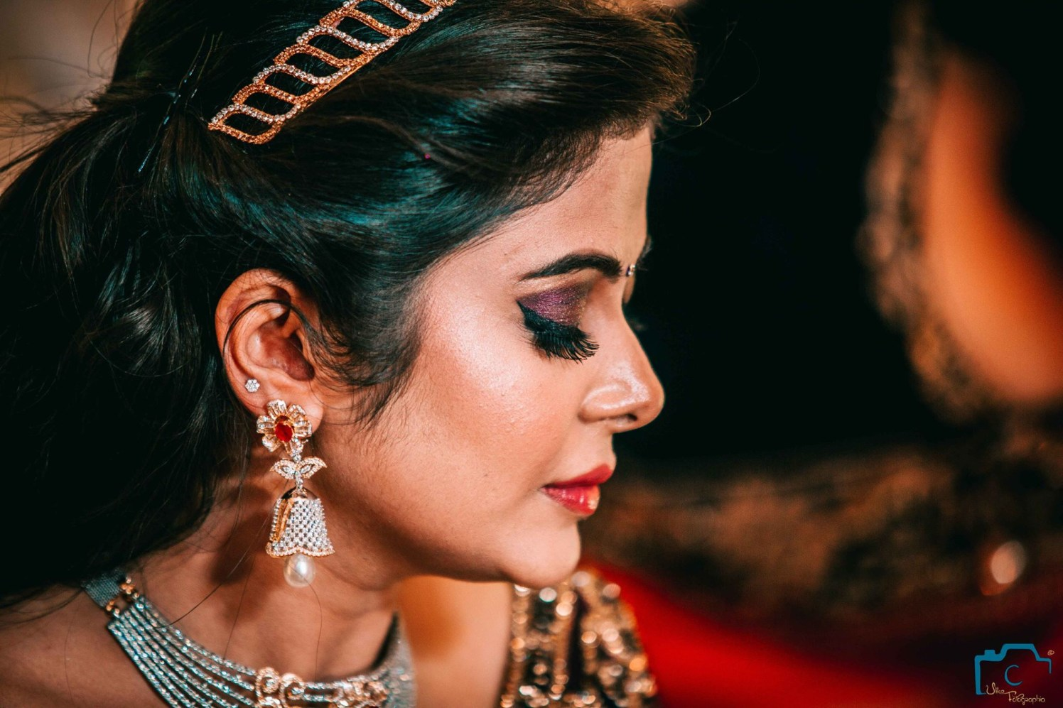 Makeup on point! by ULike Fotographia Wedding-photography | Weddings Photos & Ideas