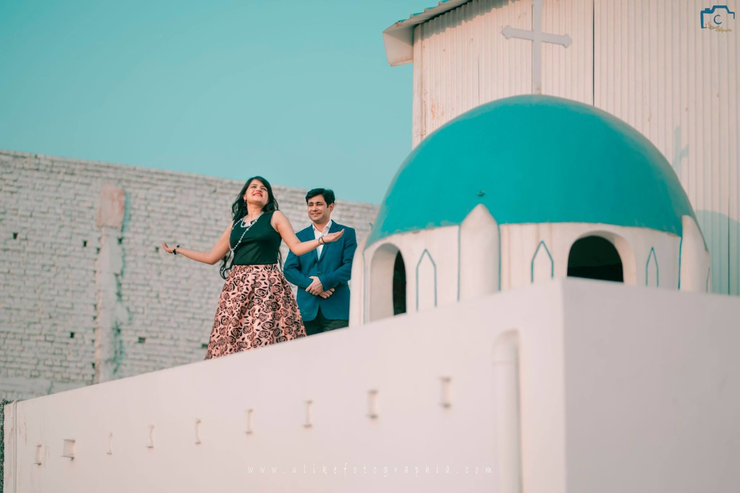 Under the vast blue sky by ULike Fotographia Wedding-photography | Weddings Photos & Ideas