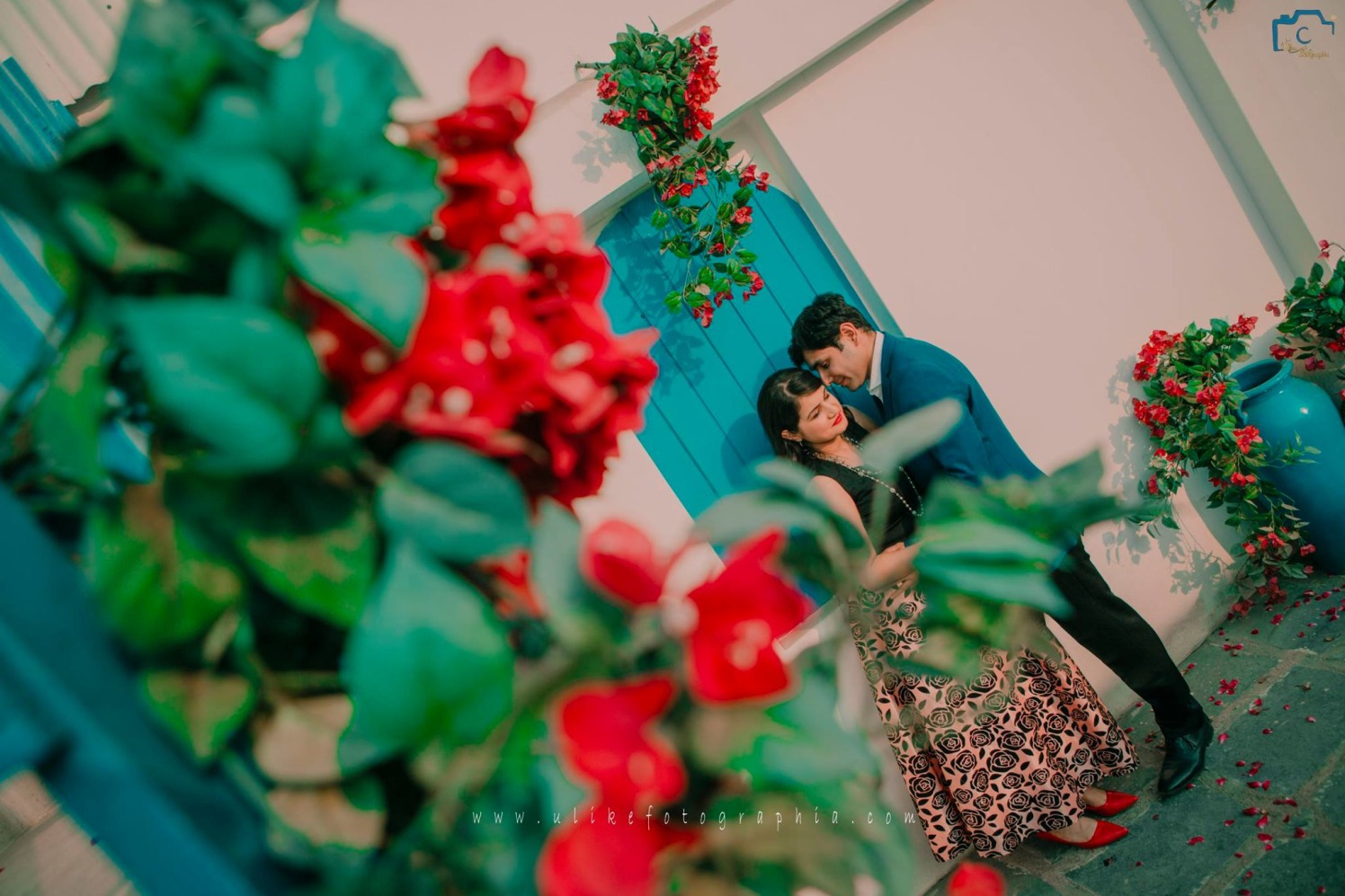 So many colours of the couple by ULike Fotographia Wedding-photography | Weddings Photos & Ideas