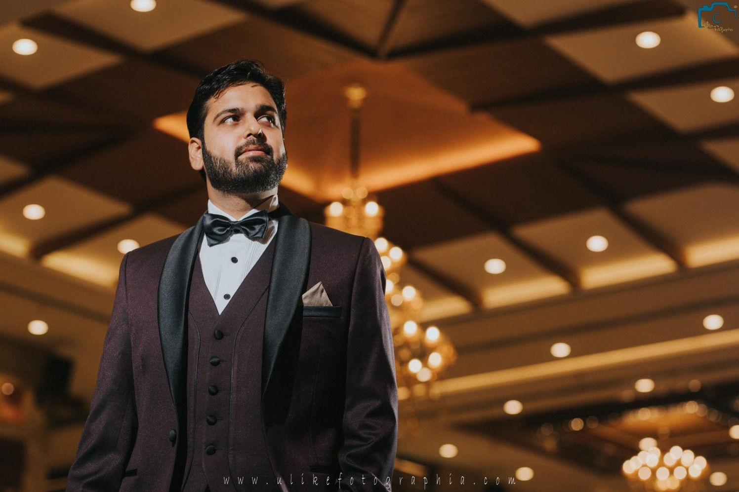 Meet the handsome groom by ULike Fotographia Wedding-photography | Weddings Photos & Ideas